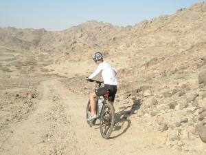 Jasper Biking- Jeddah